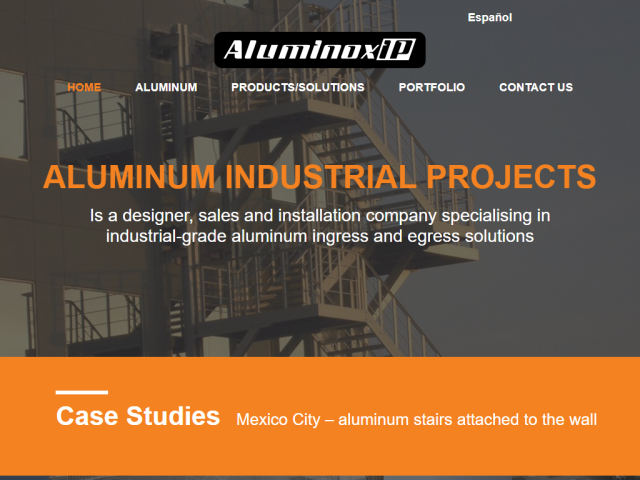 Aluminum Industrial Projects